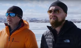 Video: Watch a Clip From Leo DiCaprio's Stunning New Climate Change Documentary