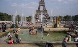 Article: Record-Setting Heat Wave in Europe Bears 'Signature of Climate Change'