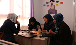 Article: These Female Afghan Coders Created a Game About Saving Electricity