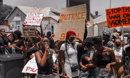 Article: #ShutItAllDown: Young Women Are Leading the Fight Against Gender-Based Violence in Namibia