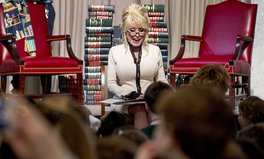 Article: Dolly Parton's Charity Just Donated Its 100 Millionth Book to Kids