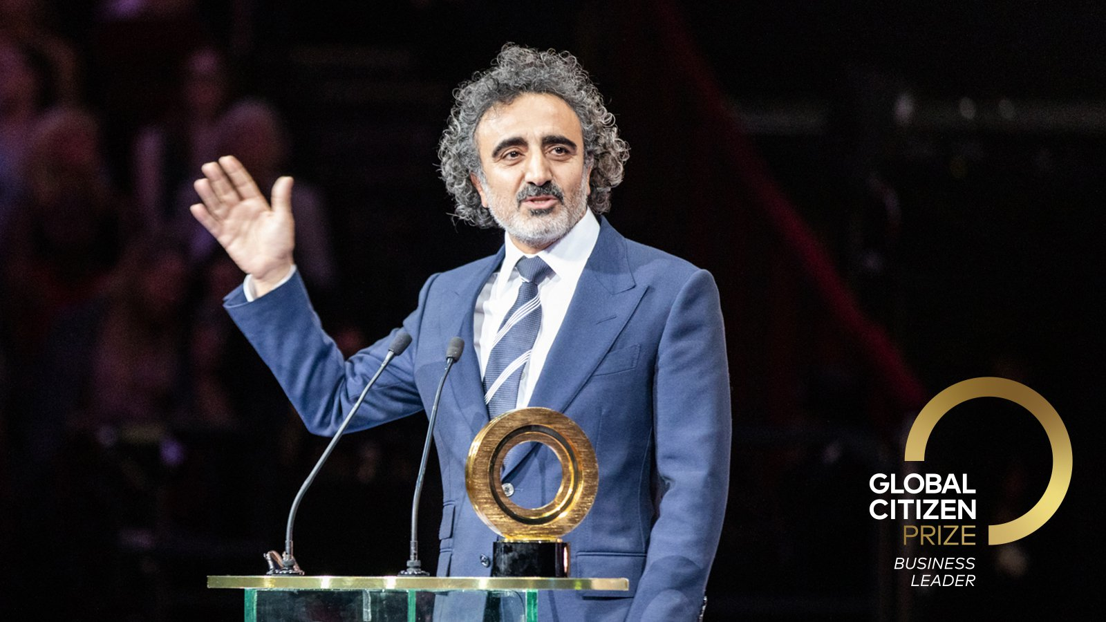 Businesss Leader of the Year Award Winner 2019 - Hamdi Ulukaya