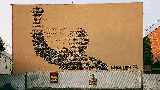 Nelson Mandela mural 2