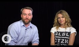 Video: Global Questions: Erin Richards discusses her latest role- editor of Global Citizen
