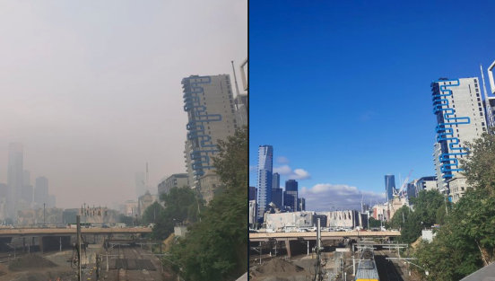 Melbourne Briefly Had the Worst Air Quality in the World This Week