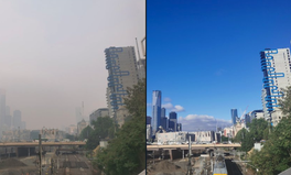 Artículo: Melbourne Briefly Had the Worst Air Quality in the World This Week