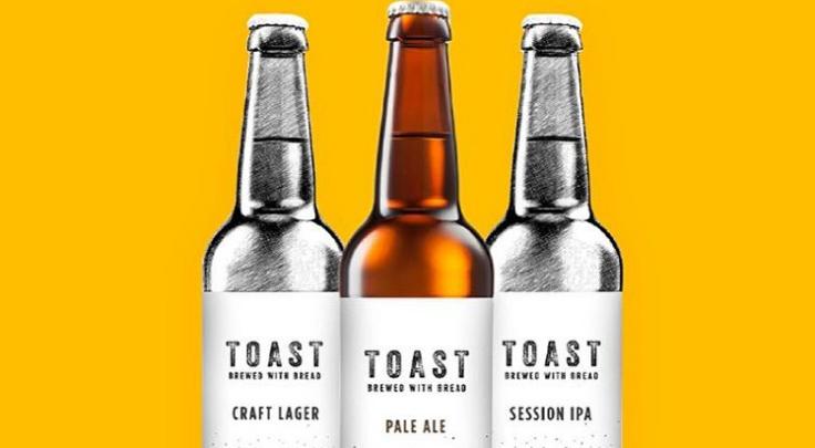 Toast Ale food waste Tristram Stuart