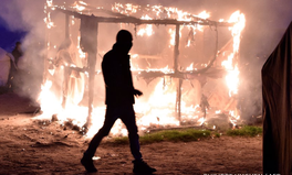 Article: France's 'Jungle' Refugee Camp Is Officially Cleared as Fires Erupt Overnight