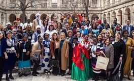 Artikel: Feminists From 17 Countries Just Assembled in Austria to Agree on a Landmark Path to Peace