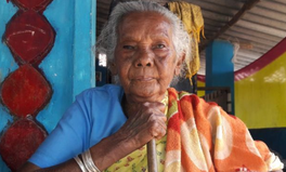 Artikel: How a 105-year-old Indian Woman Is Helping End Open Defection