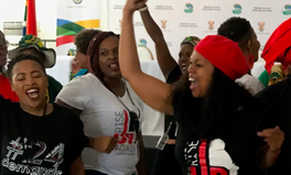 Article: South Africa Just Signed a Declaration to End 'National Crisis' of Gender-Based Violence