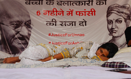 Article: This Woman Is on Hunger Strike Until India Changes Its Rape Laws