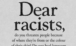 Article: 'Dear Haters': Scotland's Brilliant New Ad Campaign Tackles Discrimination and Hate Crimes