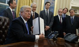 Article: Hawaii Just Filed the First Lawsuit Against Trump's New 'Muslim Ban'