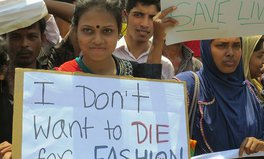 Article: 4 Years After Bangladesh Factory Collapse We Ask, Who Made Your Clothes?