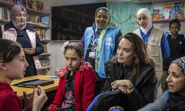 Article: Angelina Jolie Says We Have an 'Obligation' to Help Refugees