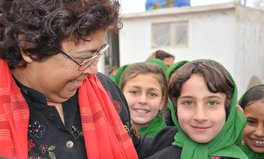 Article: Meet Razia Jan, Founder of the Zabuli Education Center