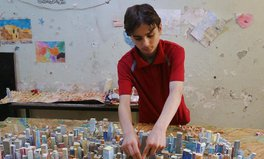 Artikel: One 14-Year-Old Syrian Refugee's Dream of a 'Future Aleppo'