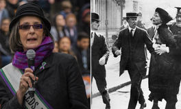 Article: Suffragette's Great-Granddaughter Continues Fight for Equality