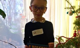 Article: Girl, 8, Gets a Handwritten Note From Her Superhero: Ruth Bader Ginsburg