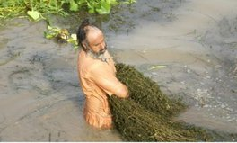 "Article: Meet ""Eco-Baba,"" India's River-Cleaning Environmental Hero"