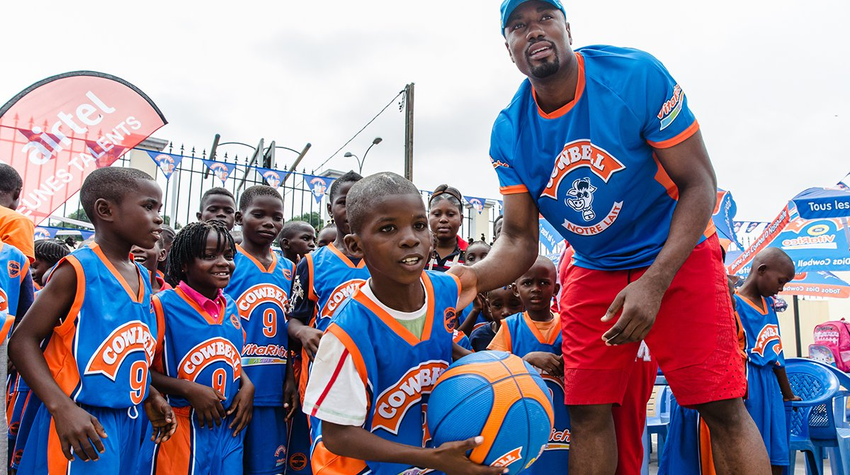1a4e5880724 These 15 NBA Players Are Giving Back to the Global Community