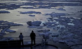 Artículo: Arctic Ice Once Thought to Be Impenetrable Is Now Melting Away