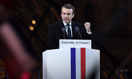 Article: Emmanuel Macron: 5 Things the New French President Must Tackle