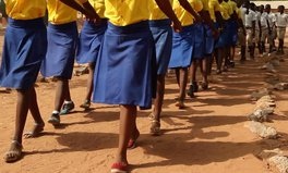 Article: A Ban by a 'River God' May Keep Ghanaian Girls Out of School During Their Periods