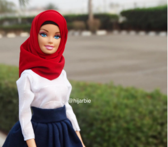 Barbie Gets Another Makeover And This Time Shes Wearing A Hijab