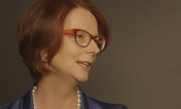 Video: Julia Gillard wants to help get 124 million kids in school