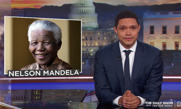 Article: 5 Things Trevor Noah Wants You to Know About Nelson Mandela
