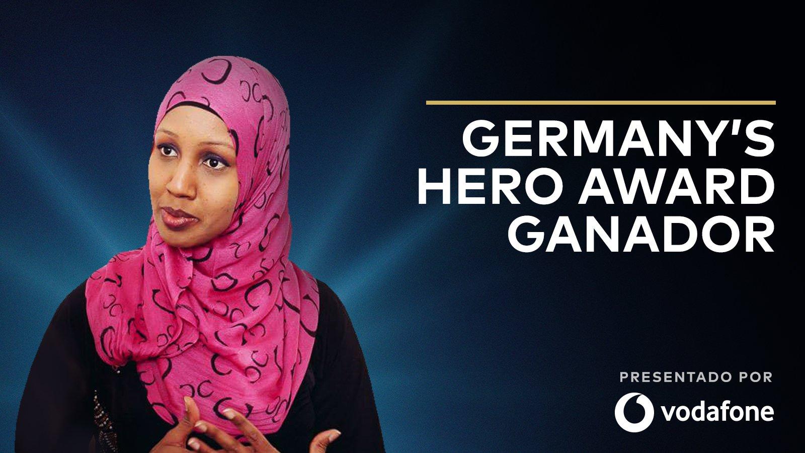 Germany's Hero Award