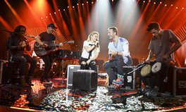 Article: Chris Martin and Coldplay Duet With Shakira, and the World Will Never Be the Same