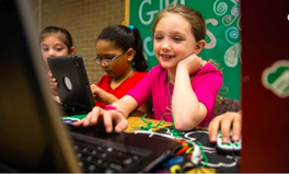 Article: Girl Scouts Add a New Leadership Goal — Cybersecurity