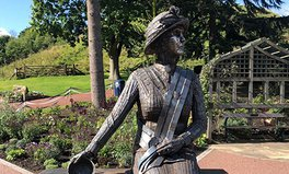 Article: This Suffragette Has Just Been Honoured With a Statue in Northern England