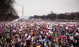 Article: Millions of Women March Around the Globe Day After Trump Inauguration