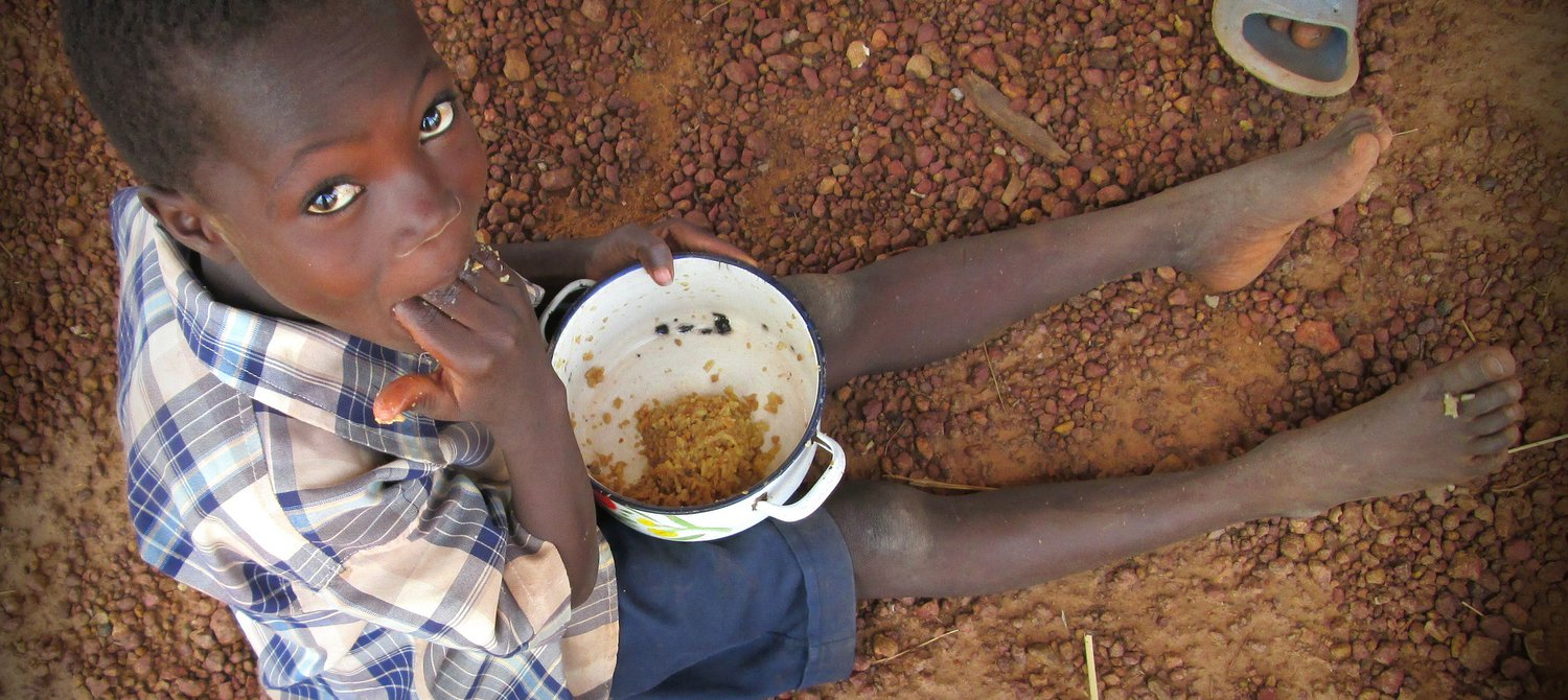 The World May Run Out of Food in the Next Decade: Study