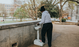 Article: DIY Handwashing Stations Across the US Help Homeless Communities Fight COVID-19