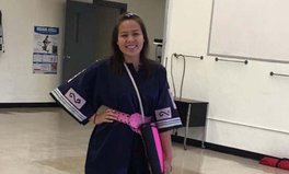 Article: This Canadian Teen Is Taking a Stand Against Racism with a Ribbon Skirt and A Hashtag