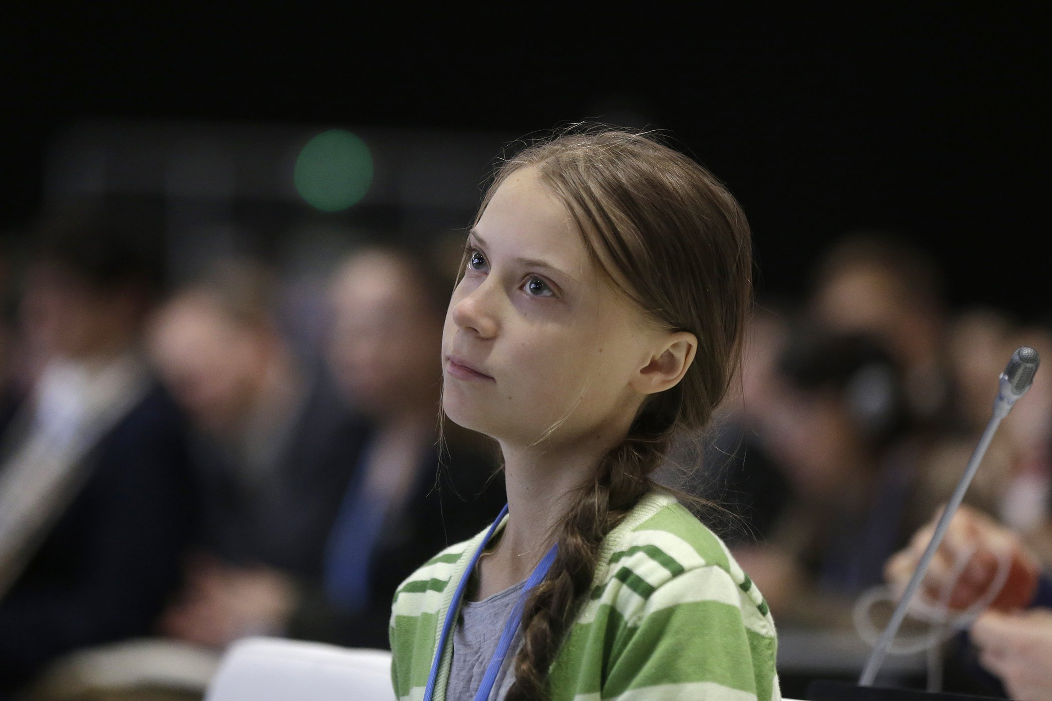 Greta Thunberg Is Using Her Award Money to Launch a Climate Foundation