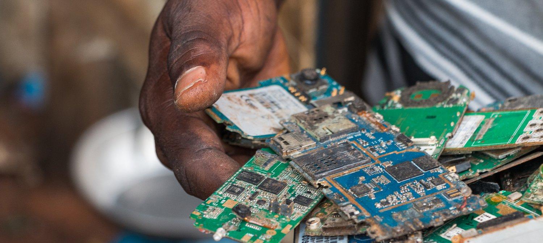 Nigeria Unveils $15 Million Plan to Fight E-Waste