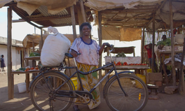 Article: Why Bikes Are Critical to Women's Businesses Growing in Africa