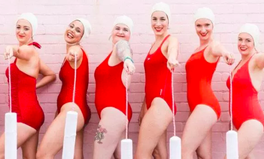 Article: These Water Ballet Dancers Are Working to End the Stigma Around Menstruation