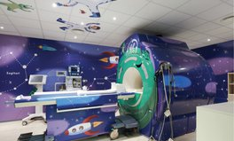 Article: Watch This Children's Hospital Transform Into a Magical Spaceship