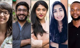 Article: Meet the 5 Extraordinary Finalists for the 2019 Global Citizen Prize: Cisco Youth Leadership Award