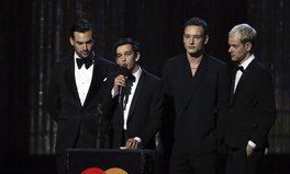 Article: The 1975 Use BRIT Stage to Make Stinging Comment on Misogyny in the Music Industry