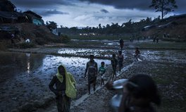 Article: The Rohingya Refugee Situation in Bangladesh Is 'Dire' and Could Get Worse