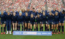 Article: The US Women's Soccer Team Wore Their Jerseys Inside Out for an Important Reason