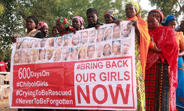 Article: Nigeria to UN: Help Us Negotiate With Boko Haram to #BringBackOurGirls